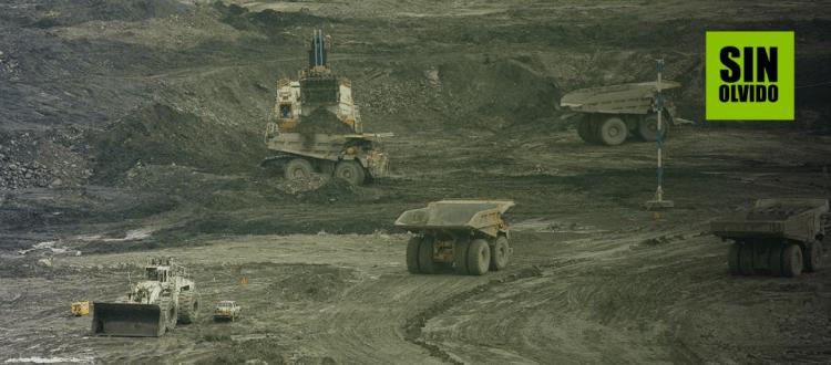 Alarma sobre las implicaciones de la reactivación de la mega minería de carbón a cielo abierto en el país sin el debido debate sobre las afectaciones, pasivos y violaciones que han causado - Sin-Olvido-Tierra-mineras