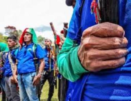 En el Cauca Comunidades indígenas rechazan incursiones armadas y exigen cumplimiento del acuerdo de paz - cice_