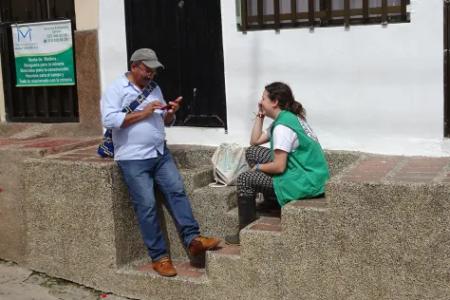 Amenazado fundador y dirigente de la Asociación Campesina del Valle del Río Cimitarra - ACVC - don_ramiro_