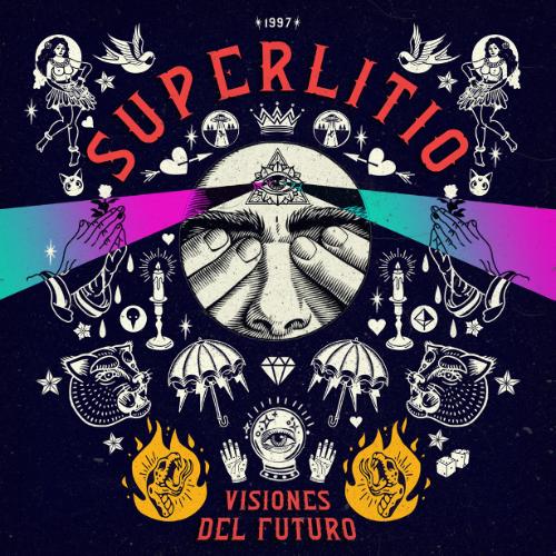 """Superlitio presenta """"Renacer"""", Nuevo sencillo de su noveno álbum """"Visiones Del Futuro"""" - unnamed"""