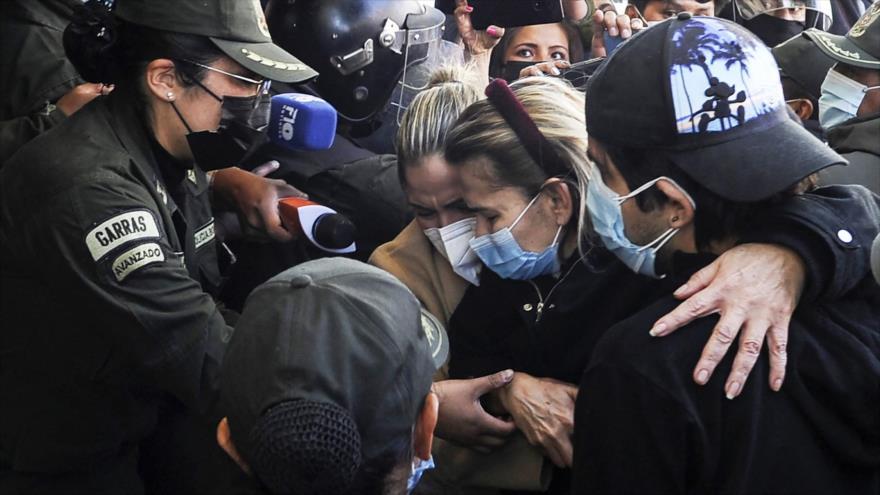 Caso cerrado: CIDH niega medidas cautelares para Jeanine Áñez - 23570213_xl